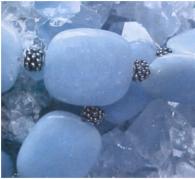 Angelite Stone Energy