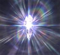 Crystalline Synchronicity Rays