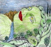 Gaea Goddess of Seasons, Abundance, Fertility & Love Empowerment