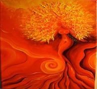 Goddess Isara Goddess of Passionate Energy