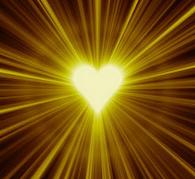 Golden Heart Light