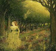 Healing Through the Goddess of Avalon Morgaine La Fay