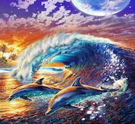 Magickal Dolphin Healing