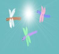 Rainbow Dragonfly Reiki - Healing Empowerment